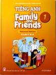 Family And Friends 1 Nation Edition - Student's Book